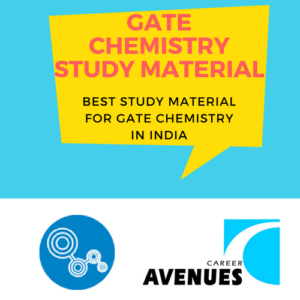 Best Study Material For GATE Chemistry (CY) Exam Preparation In India