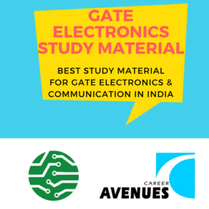 Best Study Material For GATE Electronics Engineering (EC) Exam Preparation In India