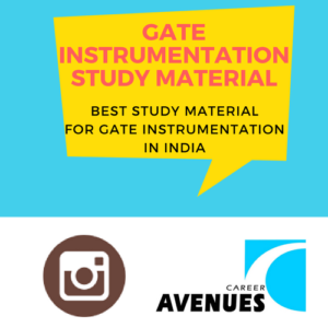 Best Study Material For GATE Instrumentation (IN) Exam Preparation In India