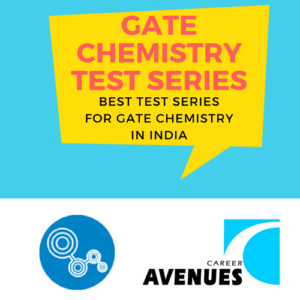 Best Test Series For GATE Chemistry (CY) Exam Preparation In India
