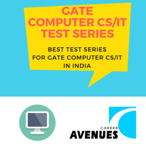 Best Test Series For GATE Computer Science (CSIT) Exam Preparation In India
