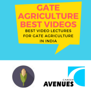 Best Video Lectures For GATE Agriculture (AG) Exam Preparation In India