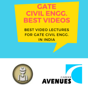 Best Video Lectures For GATE Civil (CE) Exam Preparation In India