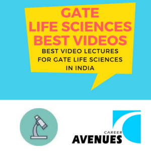 Best Video Lectures For GATE Life Sciences (XL) Exam Preparation In India