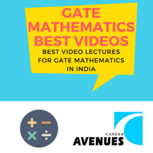 Best Video Lectures For GATE Mathematics (MA) Exam Preparation In India