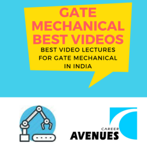 Best Video Lectures For GATE Mechanical (ME) Exam Preparation In India