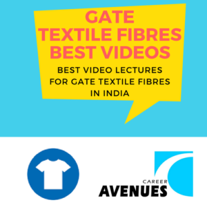 Best Video Lectures For GATE Textile Fibres (TF) Exam Preparation In India
