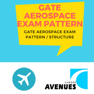 GATE Aerospace (AE) Exam/Test/Paper Pattern or Structure