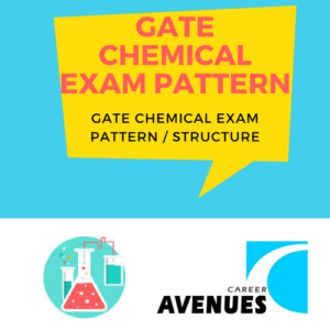 GATE Chemical (CH) Exam/Test/Paper Pattern or Structure
