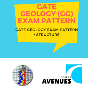 GATE Geology & Geophysics (GG) Exam Pattern or Structure