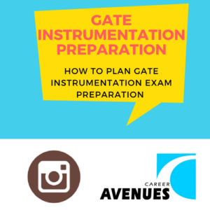 How Should I Plan My GATE Instrumentation (IN) Preparation