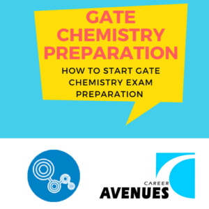 How Should I Start My GATE Chemistry (CY) Preparation