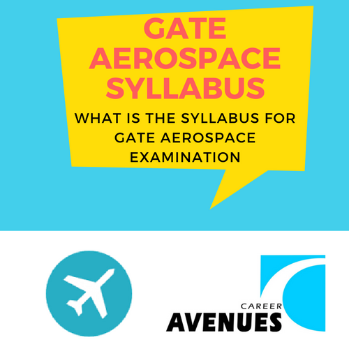 What Is The Syllabus For GATE 2018 Aerospace (AE) Examination