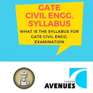 What Is The Syllabus For GATE Civil (CE) Examination