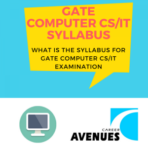 What Is The Syllabus For GATE Computer (CS IT) Examination