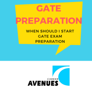 When Should I Start Preparation For GATE