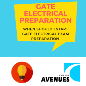 When Should I Start Preparation For GATE Electrical Engineering (EE)