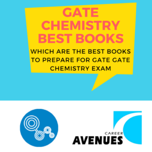 Which Are The Best Books To Prepare For GATE Chemistry (CY) Exam