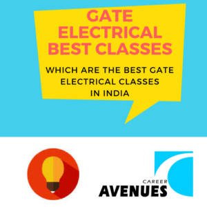 Which Are The Best GATE Electrical Engineering (EE) Classes In India