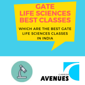 Which Are The Best GATE Life Sciences (XL) Classes In India