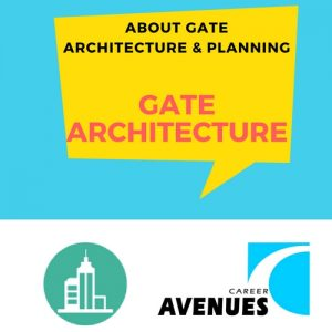 About GATE Architecture and Planning
