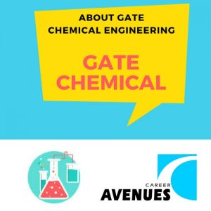 About GATE Chemical Engineering