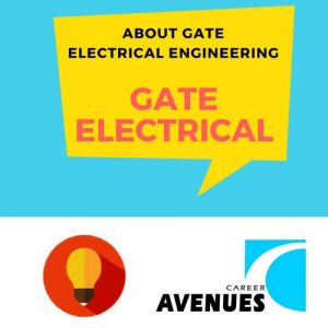 About GATE Electrical Engineering