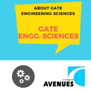 About GATE Engineering Sciences