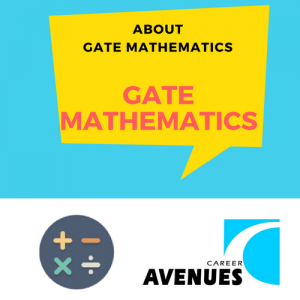 About GATE Mathematics