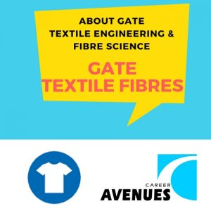About GATE Textile Engineering and Fibre Science