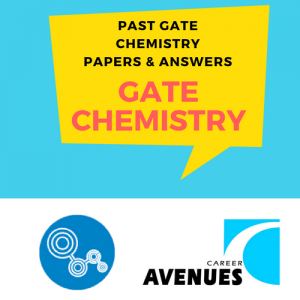 Past GATE Chemistry Papers and Answers