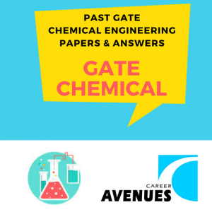 Past GATE Chemical Engineering Papers and Answers