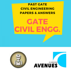 Past GATE Civil Engineering Papers and Answers