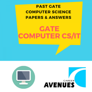Past GATE Computer Science Papers and Answers