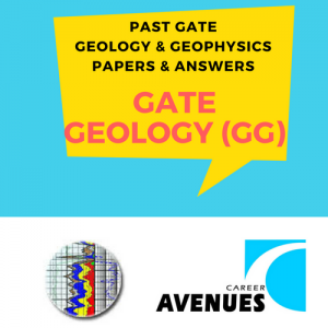 Past GATE Geology and Geophysics Papers and Answers
