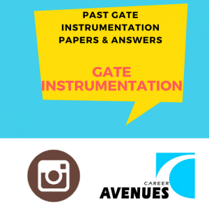 Past GATE Instrumentation Papers and Answers