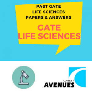 Past GATE Life Sciences Papers and Answers